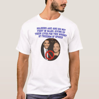 Obama's Reverend Wright T-Shirt