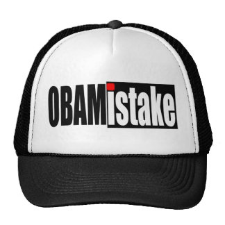 Obamistake Trucker Hat