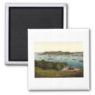 Oban Bay, Argyll and Bute, Scotland Magnet
