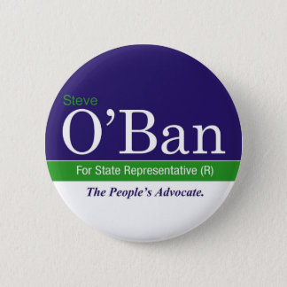 O'Ban for State Rep. Button