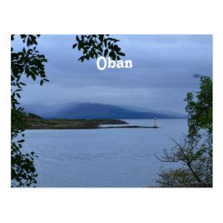 Oban Postcard