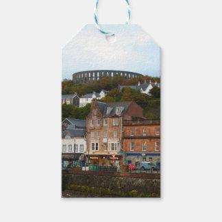 Oban, Scotland Gift Tags