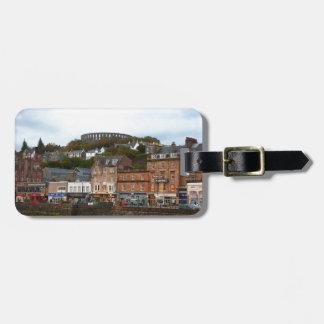 Oban, Scotland Luggage Tag