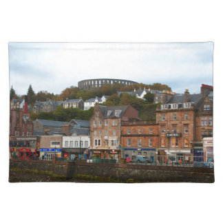 Oban, Scotland Placemat