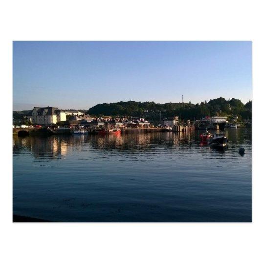 Oban, Scotland Postcard