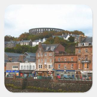 Oban, Scotland Square Sticker