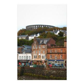 Oban, Scotland Stationery