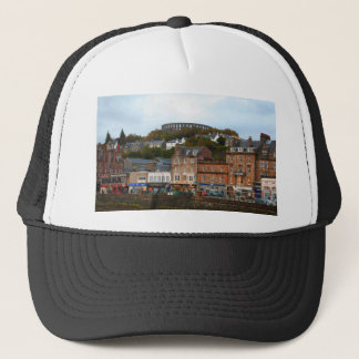 Oban, Scotland Trucker Hat