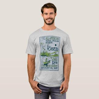Obed Wild & Scenic River 2017 Eclipse T-Shirt