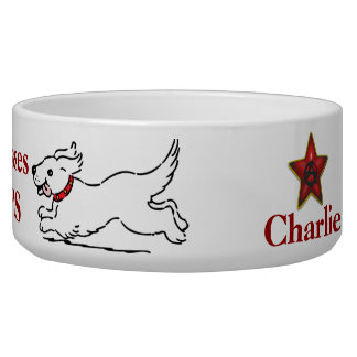 obedience classes are for wimps customize dog bowl