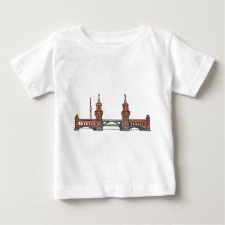 Oberbaum Bridge in Berlin Baby T-Shirt