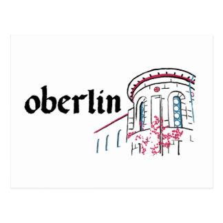 Oberlin College - Finney Chapel Postcard