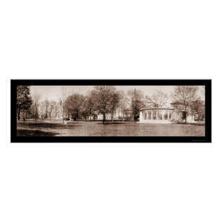 Oberlin College Photo 1905 Poster