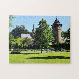Oberwesel on the Rhine Jigsaw Puzzle