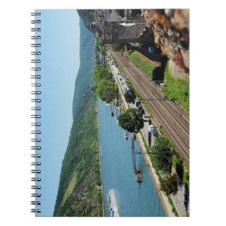 Oberwesel on the Rhine Notebook