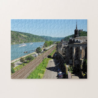 Oberwesel on the Rhine Puzzle