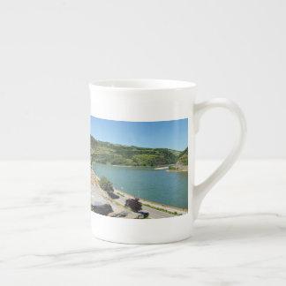 Oberwesel on the Rhine Tea Cup
