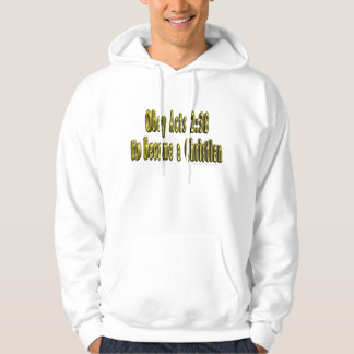 Obey Acts 2:38 to become a Christian hoodie