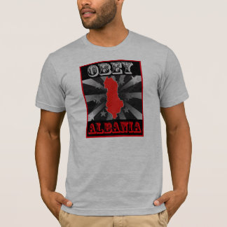 Obey Albania T-Shirt