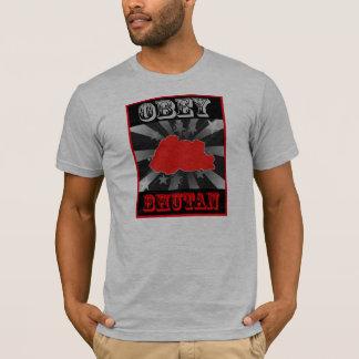 Obey Bhutan T-Shirt