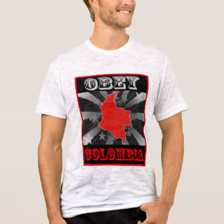 Obey Colombia T-Shirt