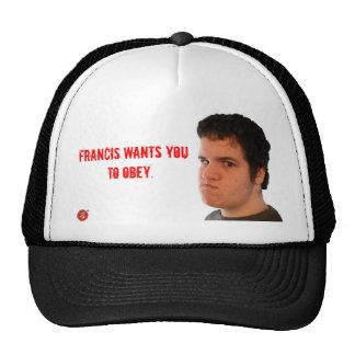 Obey Francis Cap Trucker Hat