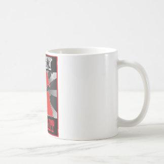 Obey Kuwait Coffee Mug