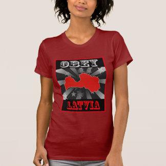 Obey Latvia T-Shirt