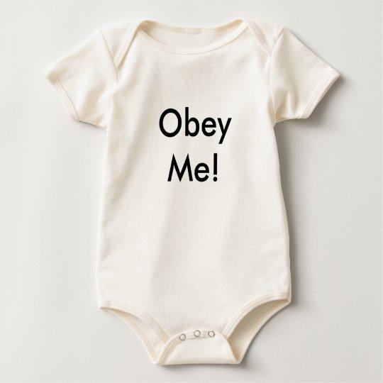 Obey Me! Baby Bodysuit