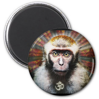 obey my monkey magnet