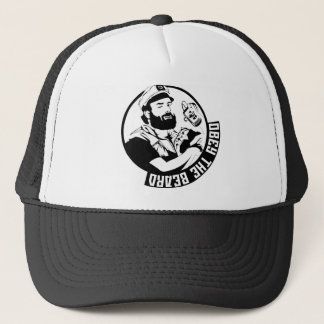Obey the Beard Trucker Hat