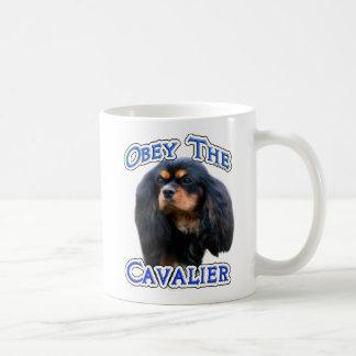 Obey the Cavalier Coffee Mug