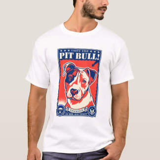 Obey the Pit Bull! T-Shirt