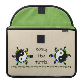 Obey The Turtle Sleeve For MacBook Pro