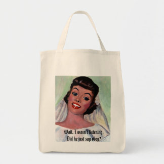 Obey? Tote Bag