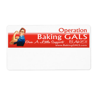 OBG Logo Shipping Labels