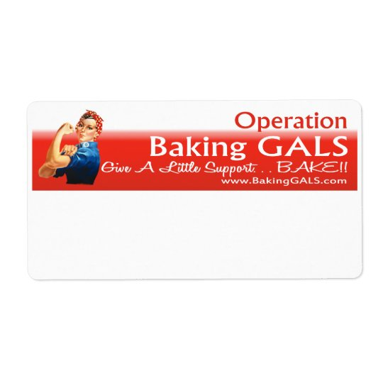 OBG Logo Shipping Labels