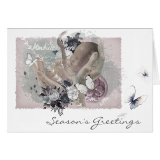 OBGYN Season's Greetings Card
