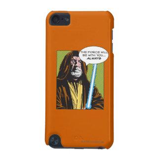 Obi-Wan Kenobi Comic iPod Touch 5G Cover