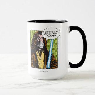 Obi-Wan Kenobi Comic Mug