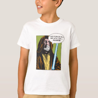 Obi-Wan Kenobi Comic T-Shirt