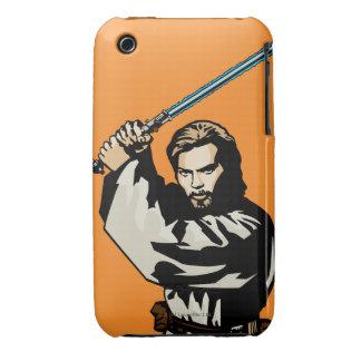 Obi-Wan Kenobi Icon iPhone 3 Covers