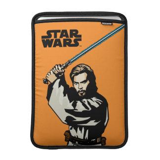 Obi-Wan Kenobi Icon MacBook Sleeve