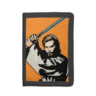 Obi-Wan Kenobi Icon Tri-fold Wallet