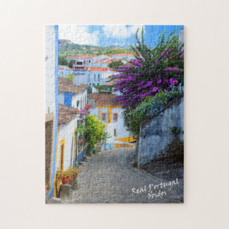 Obidos Flowers Puzzle