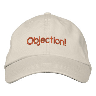 Objection hat