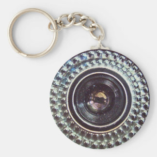 objective vintage keychain