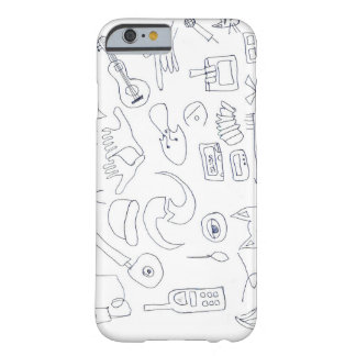 Objects iPhone 6/6s Case