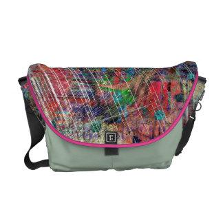 Oblique Courier Bags