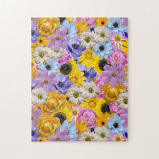 Obnoxious Bouquet Jigsaw Puzzle